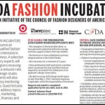 CFDA is Accepting 2012 Incubator Applications!