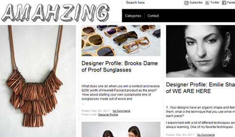 Amahzing featured