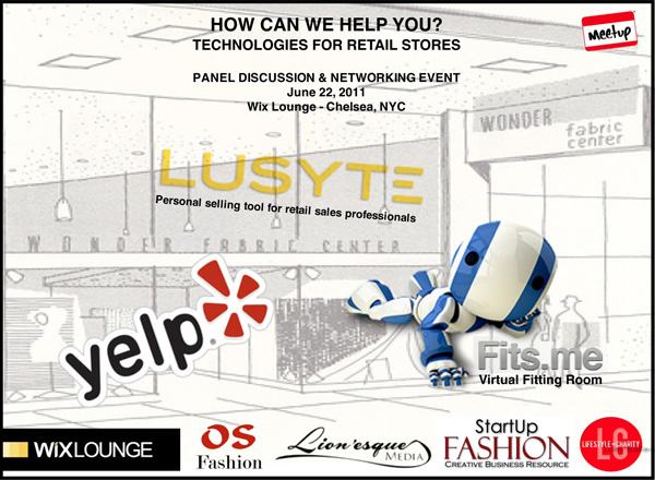 StartUP FASHION - Open Source Fashion Meetup