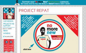 No More New: Project Repat Makes Fashion for Good