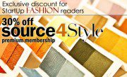 Source4Style; Sustainable Textile Sourcing for Fashion Designers