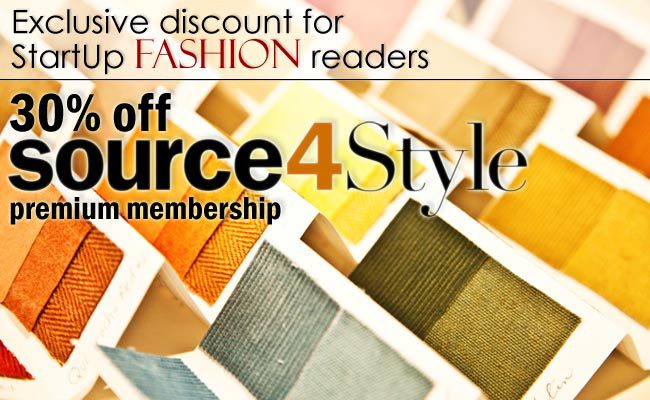 Startup Fashion Resource Source4Style Discount