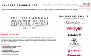 Sixth Annual Independent Handbag Awards