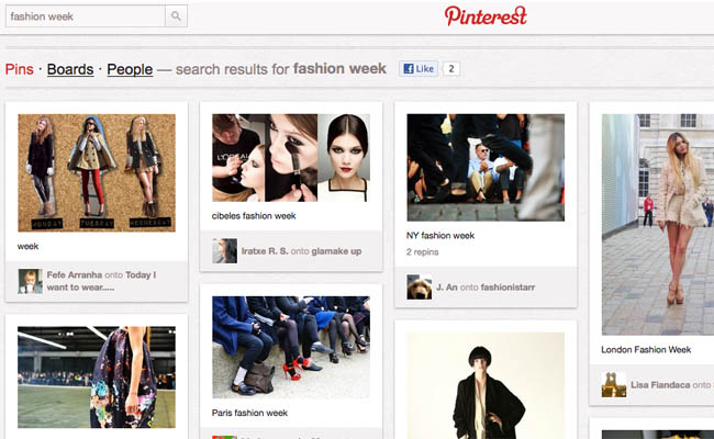 Pinterest - Start Up Fashion Business Resource
