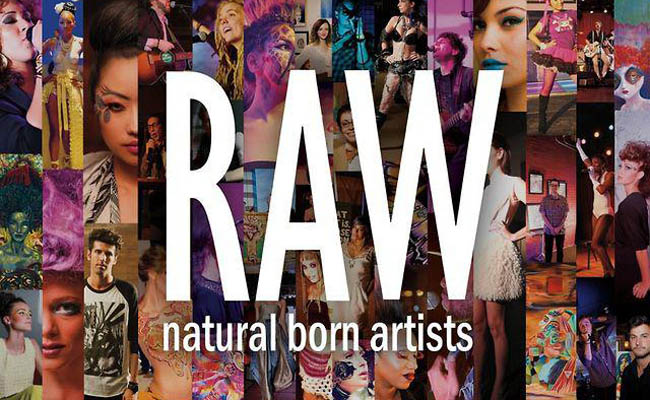 RAW - Natural Born Artist - start up fashion business resource
