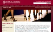 Fordham Law's Fashion Law Institute