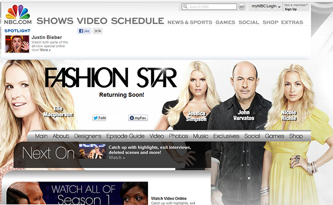 Fashion Star TV Casting Call