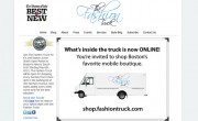 The Fashion Truck, A Unique Retail Outlet Featuring Emerging Labels