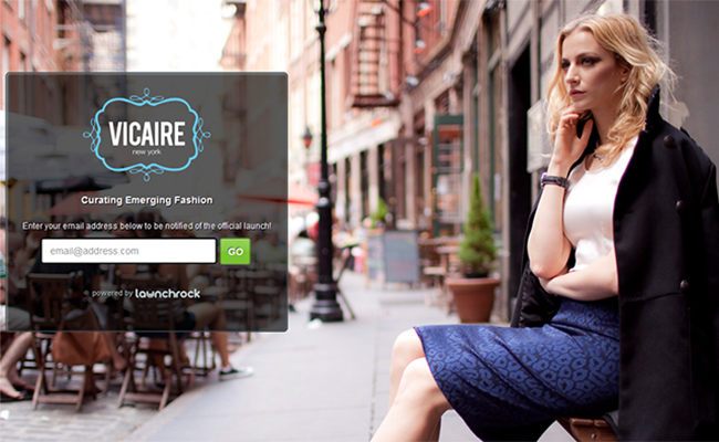 Vicaire NY, e-commerce fashion platform