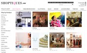 Shoptiques; e-Commerce for Independent Fashion Boutiques