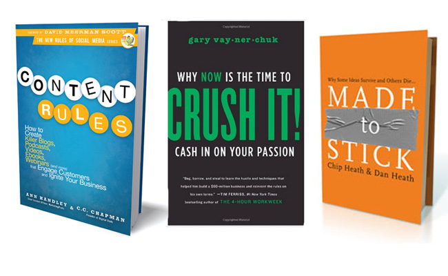 Marketing and Business Books