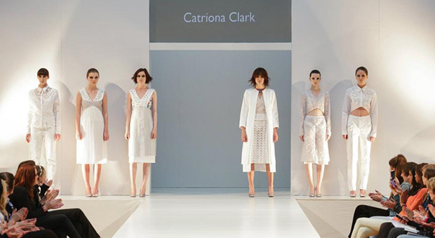 Catriona Clark Fashion Designer
