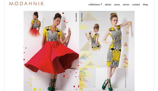 Modahnik fashion label