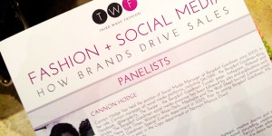 Fashion + Social Media: How Brands Drive Sales