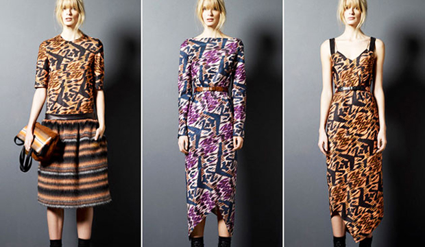 Proenza-Schouler ethnic patterns