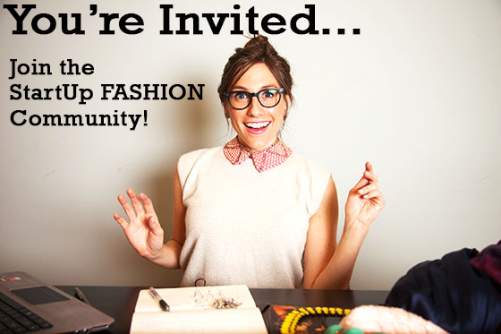 StartUp FASHION Community Launch