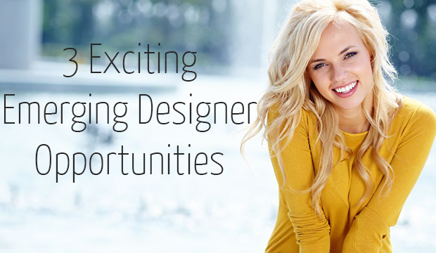 emerging designer opportunities