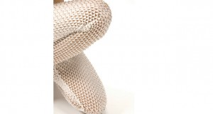Textile Designer Camille Cortet Creates a New Kind of Snakeskin Fabric
