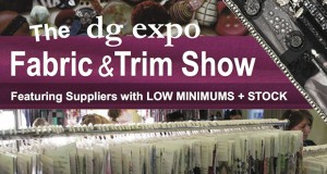 dg expo: The Sourcing Trade Show Dedicated to Emerging Designers